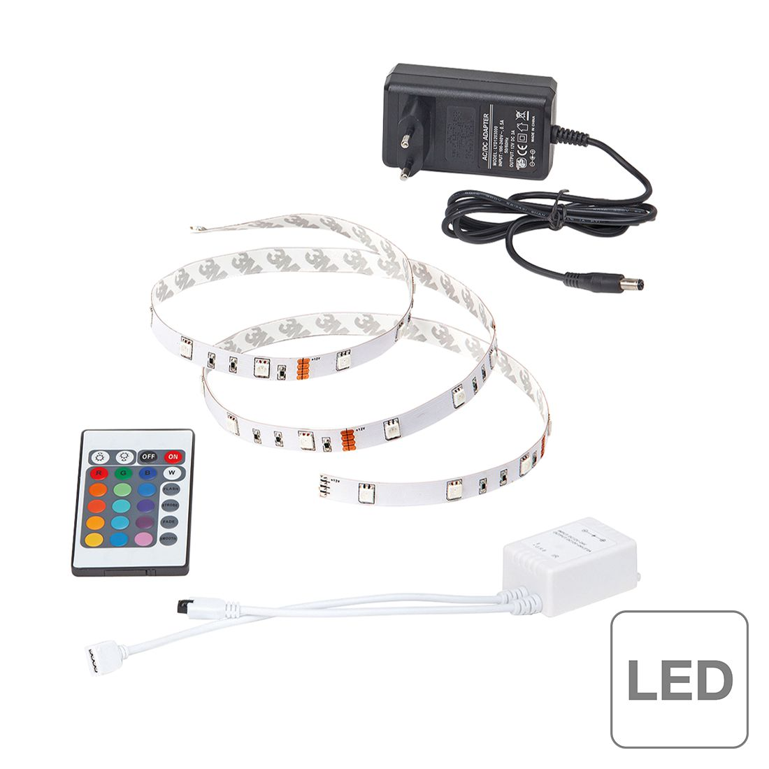 LED-Streifen Light Strip LED ● 1-flammig- Brilliant A+