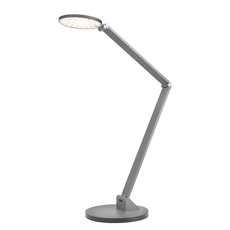 LED-Tischleuchte Hero ● Aluminium ● Dunkelgrau matt- Sompex A+