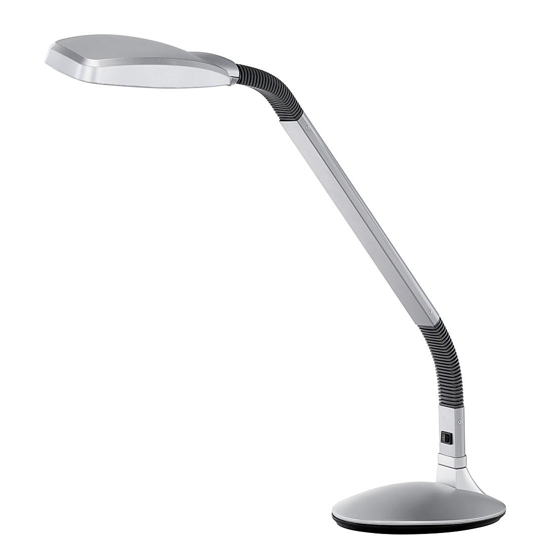 EEK A+, LED-Tischleuchte – Kunststoff – Titan – 1-flammig, Trio bestellen