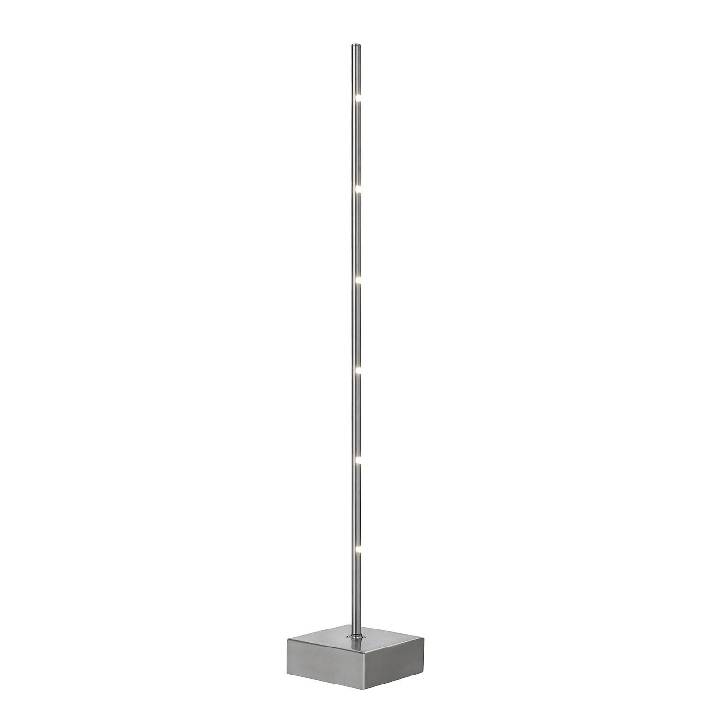 LED-Tischleuchte Pin ● Metall ● Silber Satin- Sompex A+