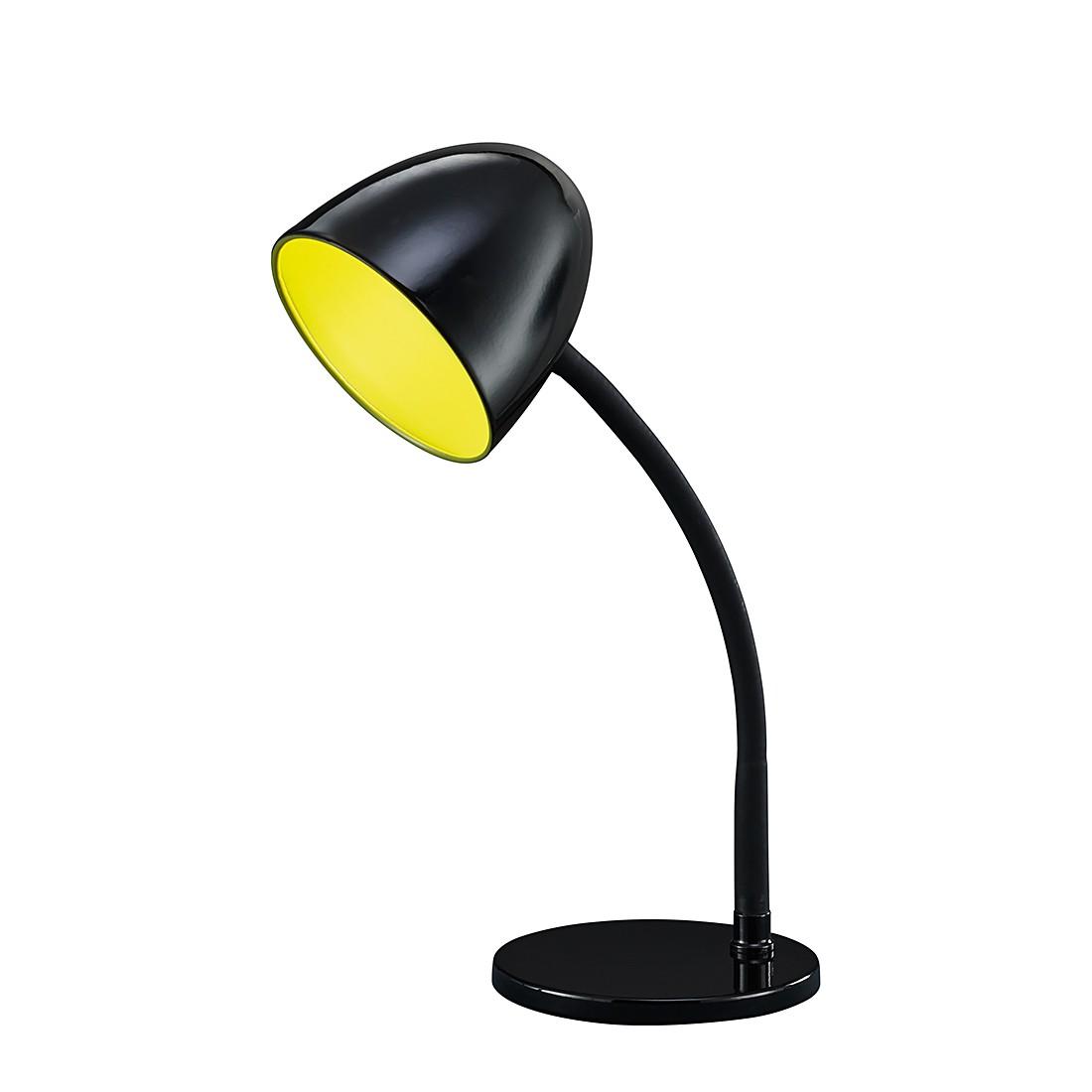 LED-Tischleuchte ● Schwarz ● 1x4-5 W- Lux