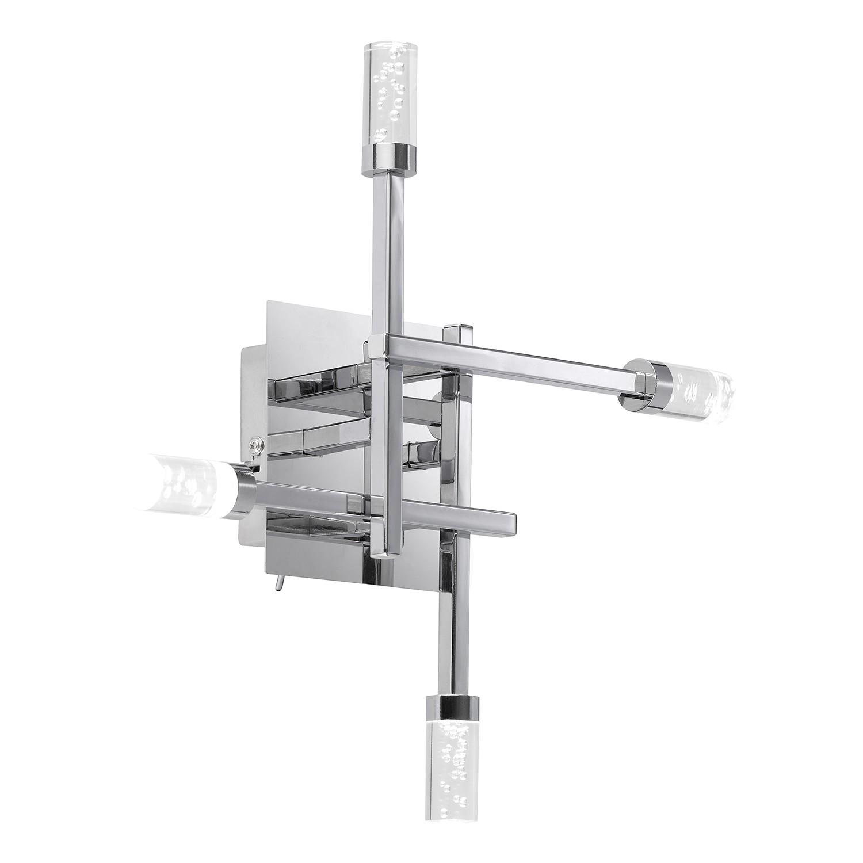 LED-Wandleuchte Delmar ● Metall / Acrylglas ● 4-flammig- Wofi A+