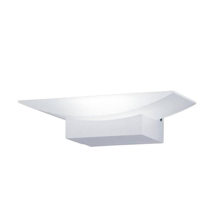 LED-Wandleuchte Ella Aluminium ● Weiß- Helestra A++