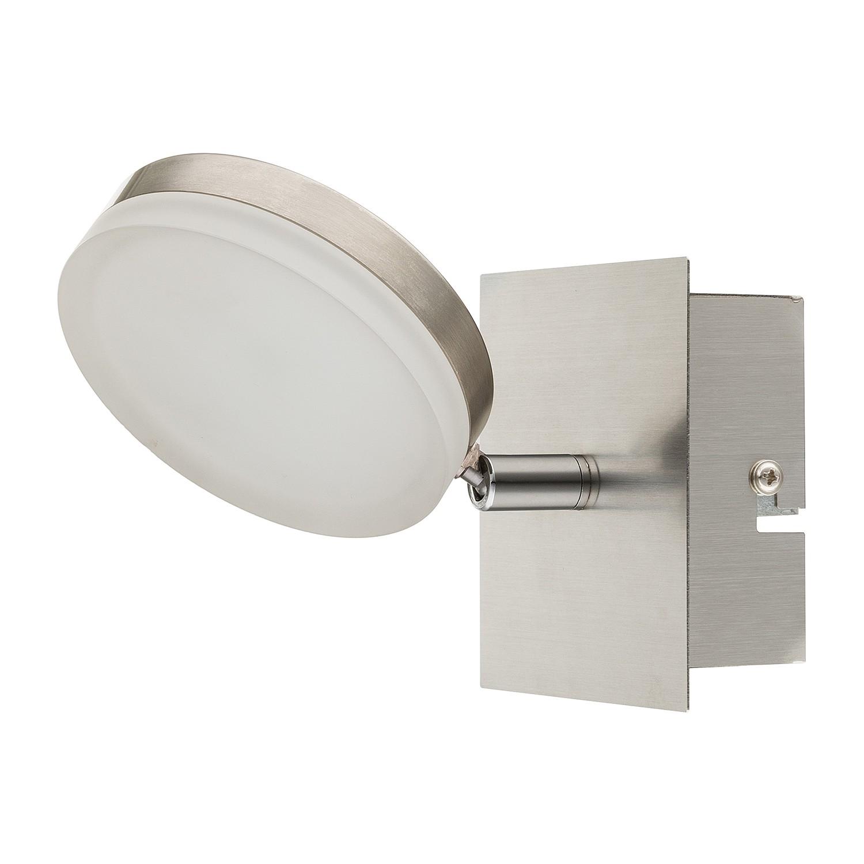 LED-Wandleuchte Hook ● Metall / Acrylglas ● 1-flammig- Wofi A+