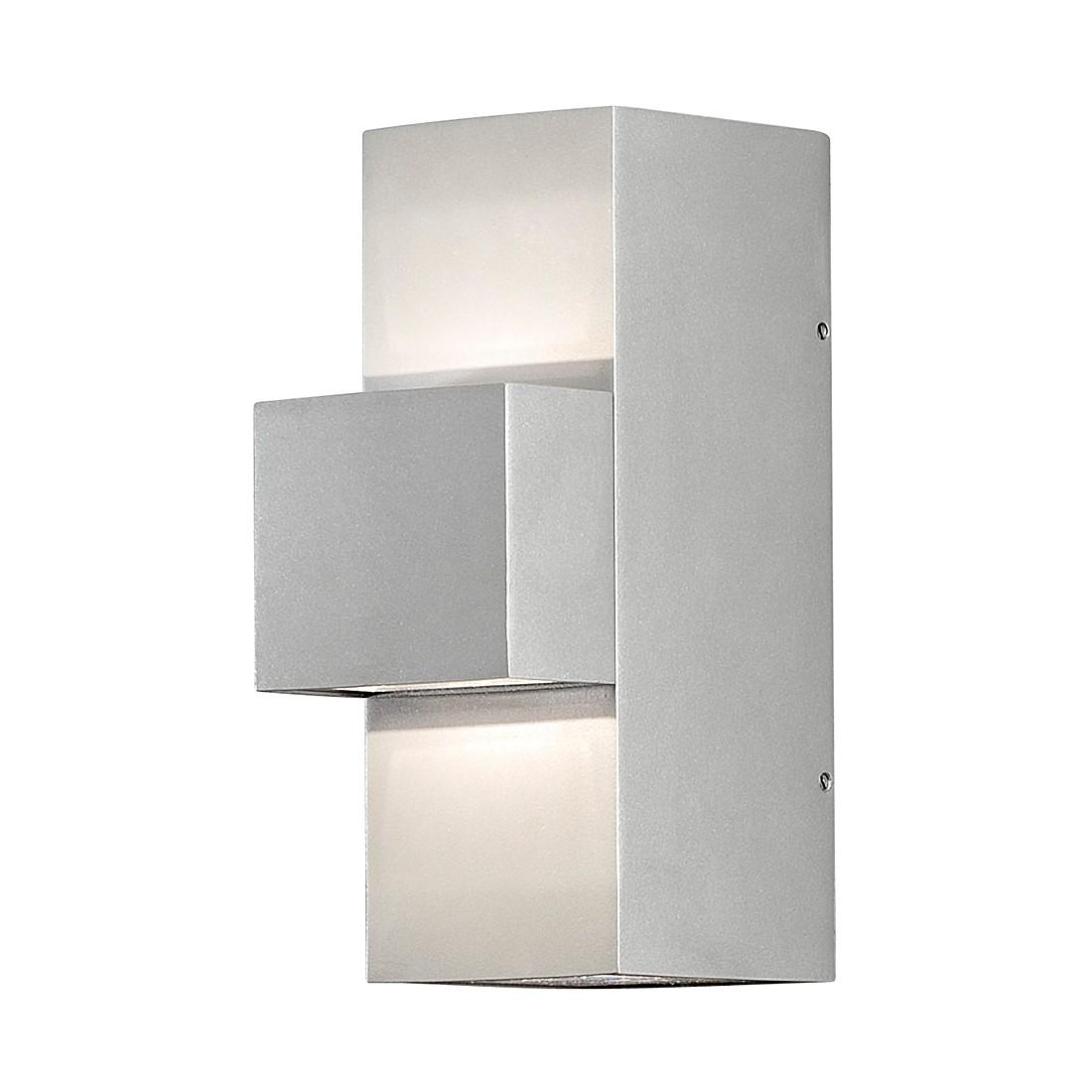 EEK A+, LED Wandleuchte Imola Style III – Aluminium/Kunststoff – 3-flammig, Konstsmide jetzt kaufen