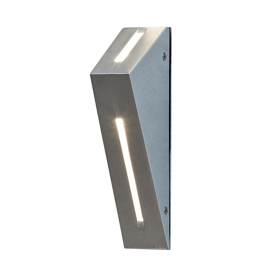LED Wandleuchte Imola Up & Down - Aluminium/Kunststoff - 2-flammig, Konstsmide