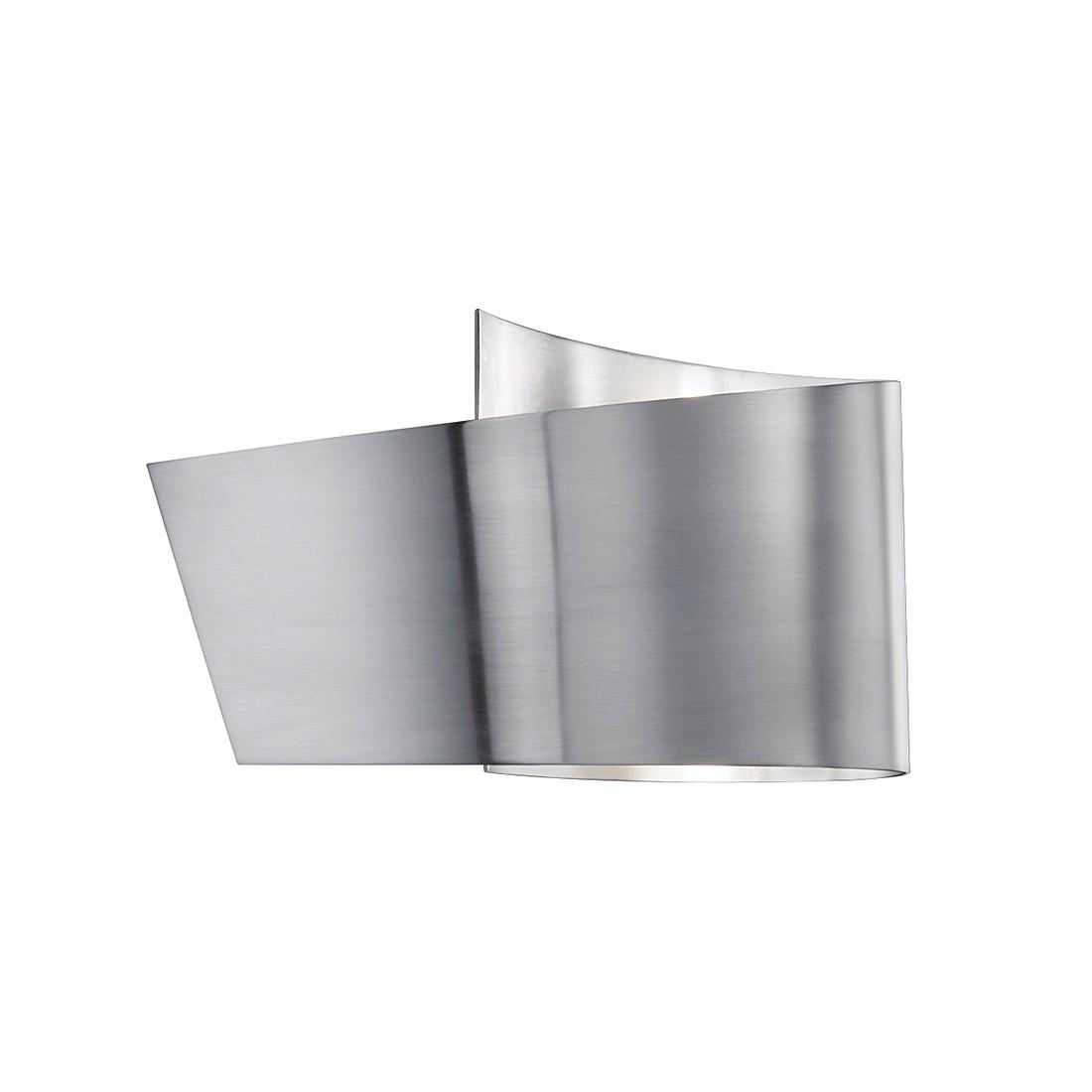 EEK A+, LED-Wandleuchte – Metall – Matt Nickel – 1-flammig, Trio jetzt bestellen