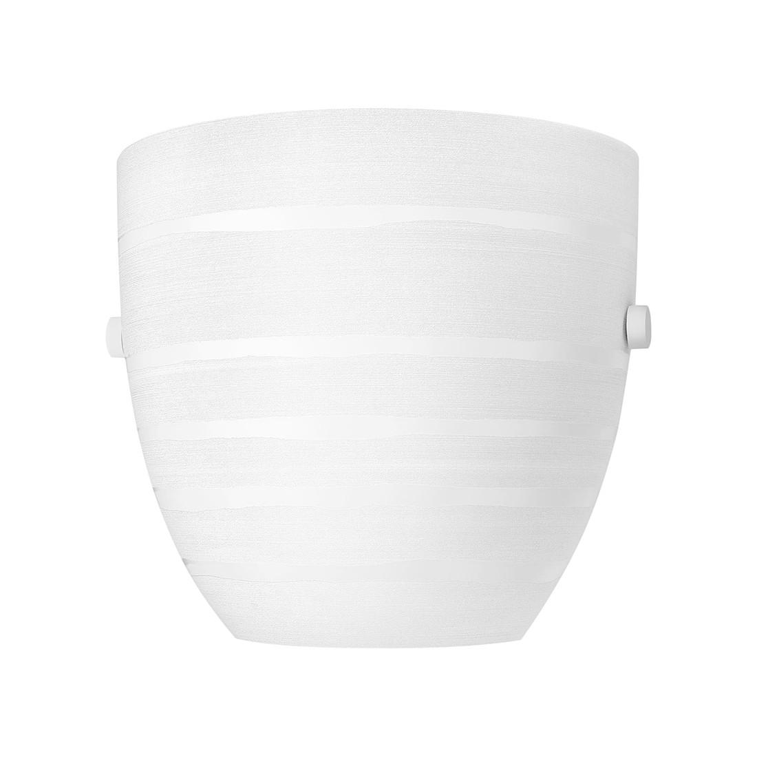LED-Wandleuchte myLiving Oval I ● Weiß ● 1-flammig- Philips A+