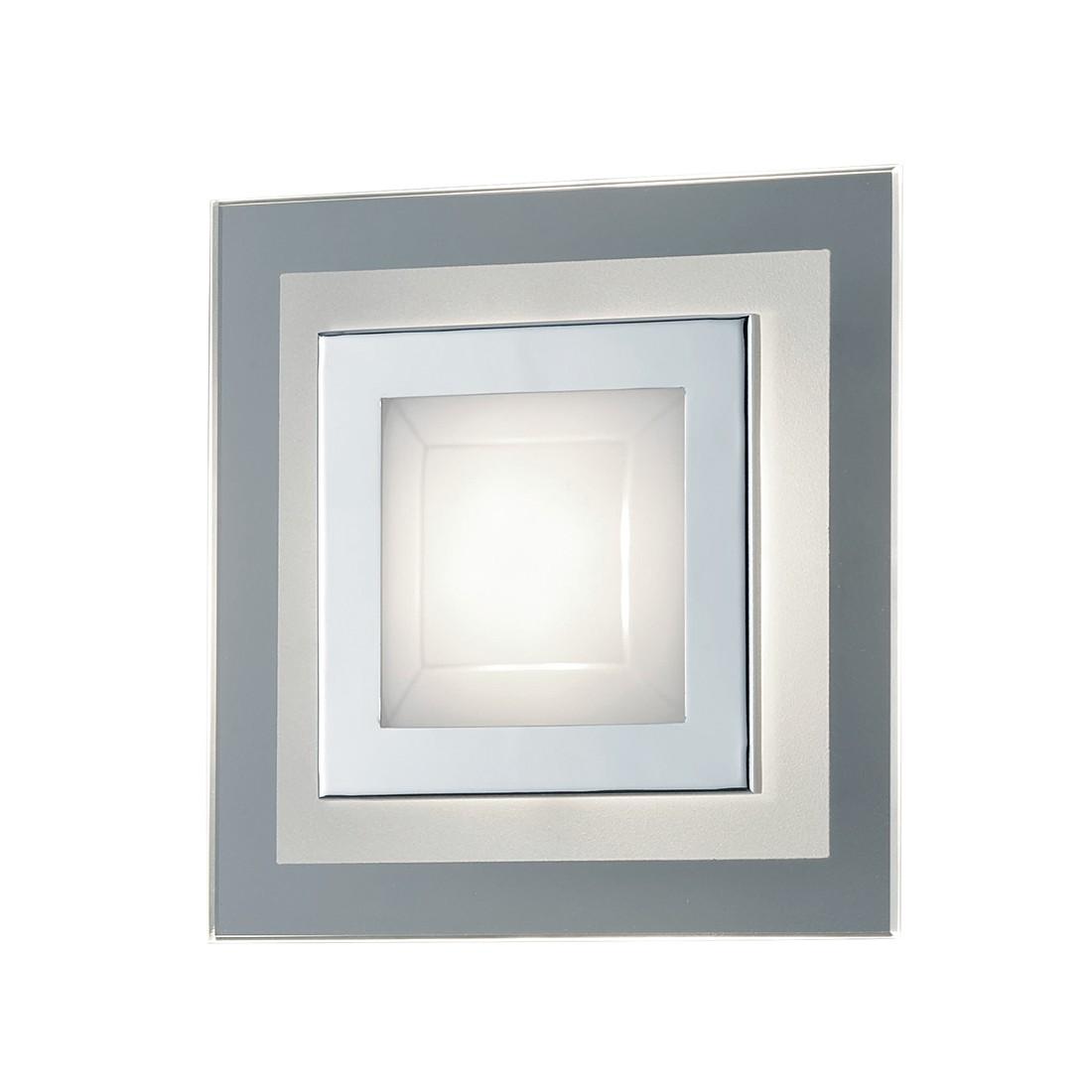 LED-Wandleuchte Pyramid ● Chrom ● 1x5 W- Lux