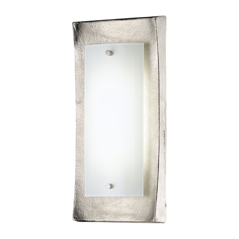 led wandleuchte shine alu silber matt fischer leuchten a g nstig. Black Bedroom Furniture Sets. Home Design Ideas