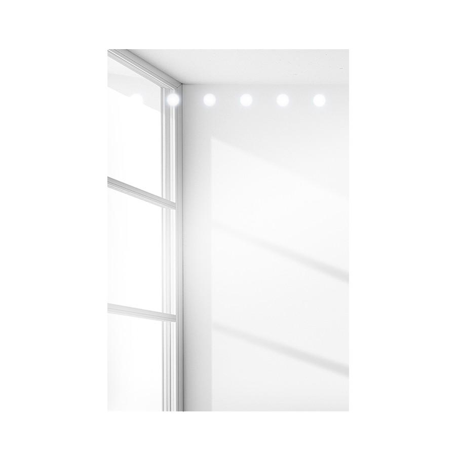 led wandspiegel lyon spiegelglas beleuchtet tollhaus g nstig. Black Bedroom Furniture Sets. Home Design Ideas