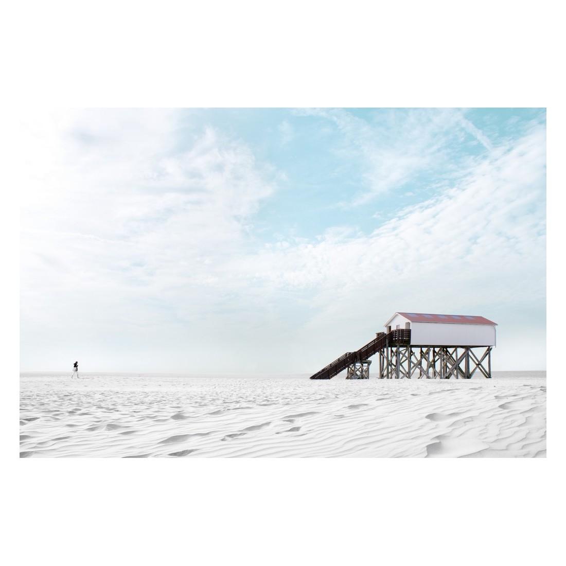 Leinwand The Wanderer – von Ralf Wilken – Größe: 40 x 60 cm, seen.by online kaufen