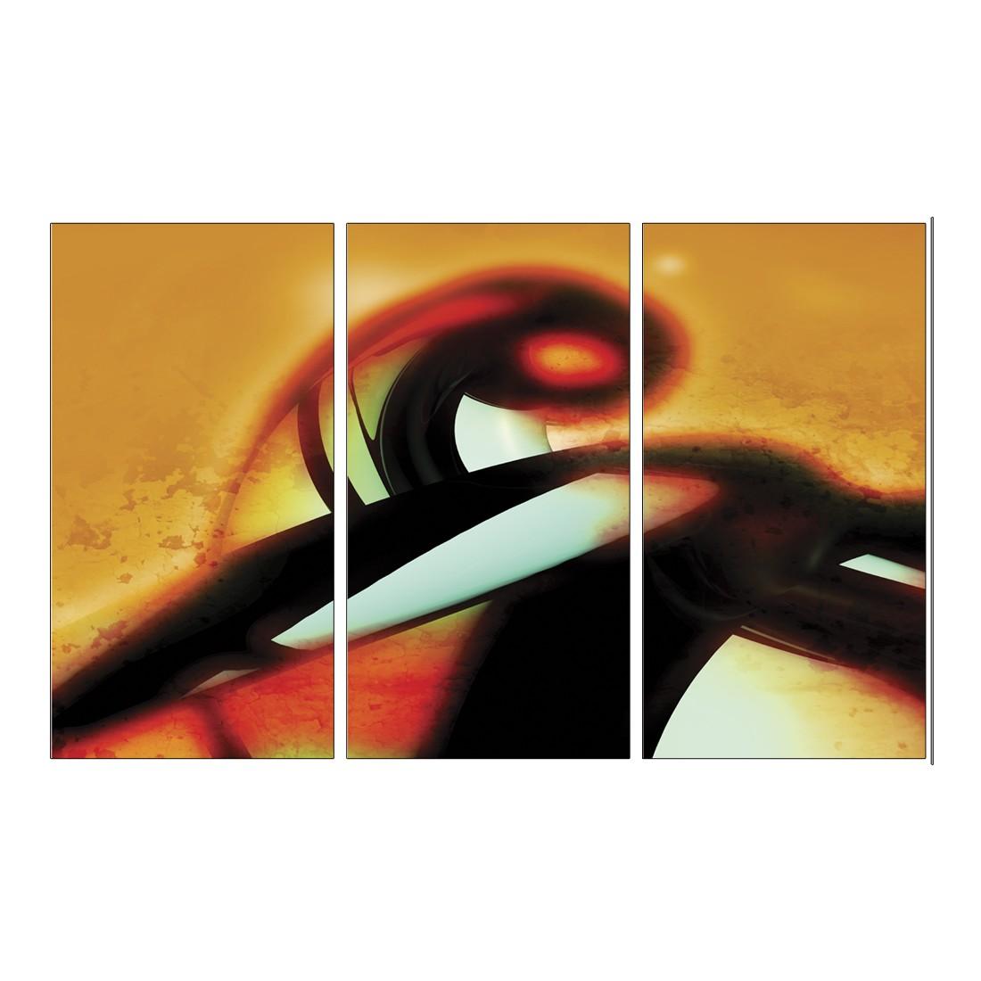 Leinwandbild Design – 120 x 80cm, Gallery of Innovative Art günstig online kaufen
