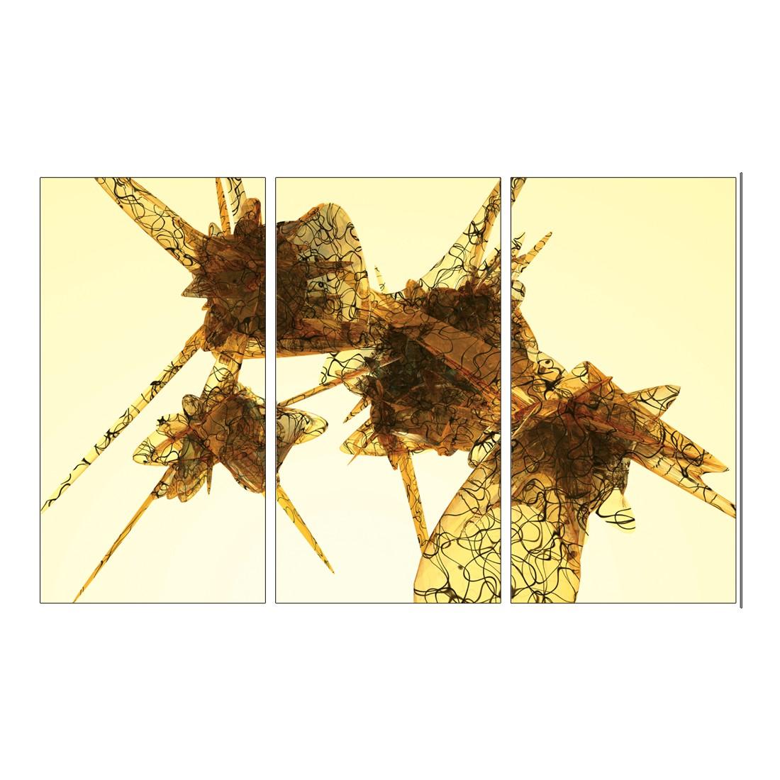 Leinwandbild Golden Dream – 120 x 80cm, Gallery of Innovative Art günstig bestellen