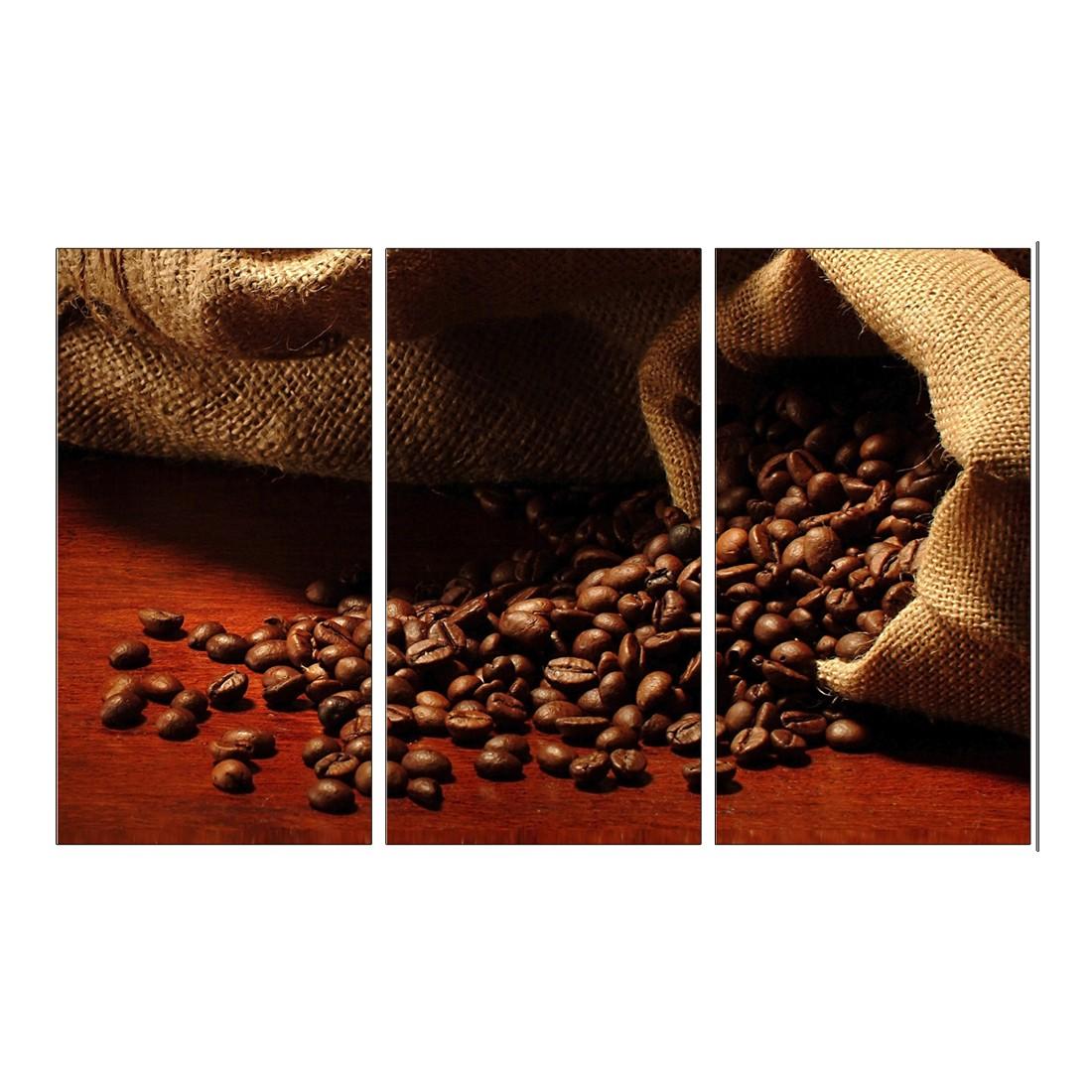 Leinwandbild Kaffeebohnen – 120 x 80cm, Gallery of Innovative Art günstig bestellen