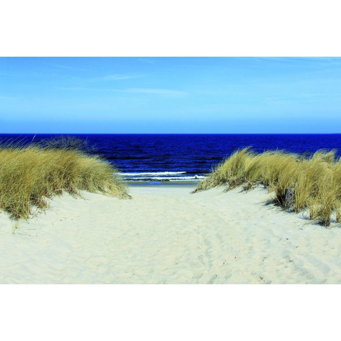 Leinwandbild Ostsee Traum – Höhe: 60 cm Breit: 90 cm, Bönninghoff günstig online kaufen