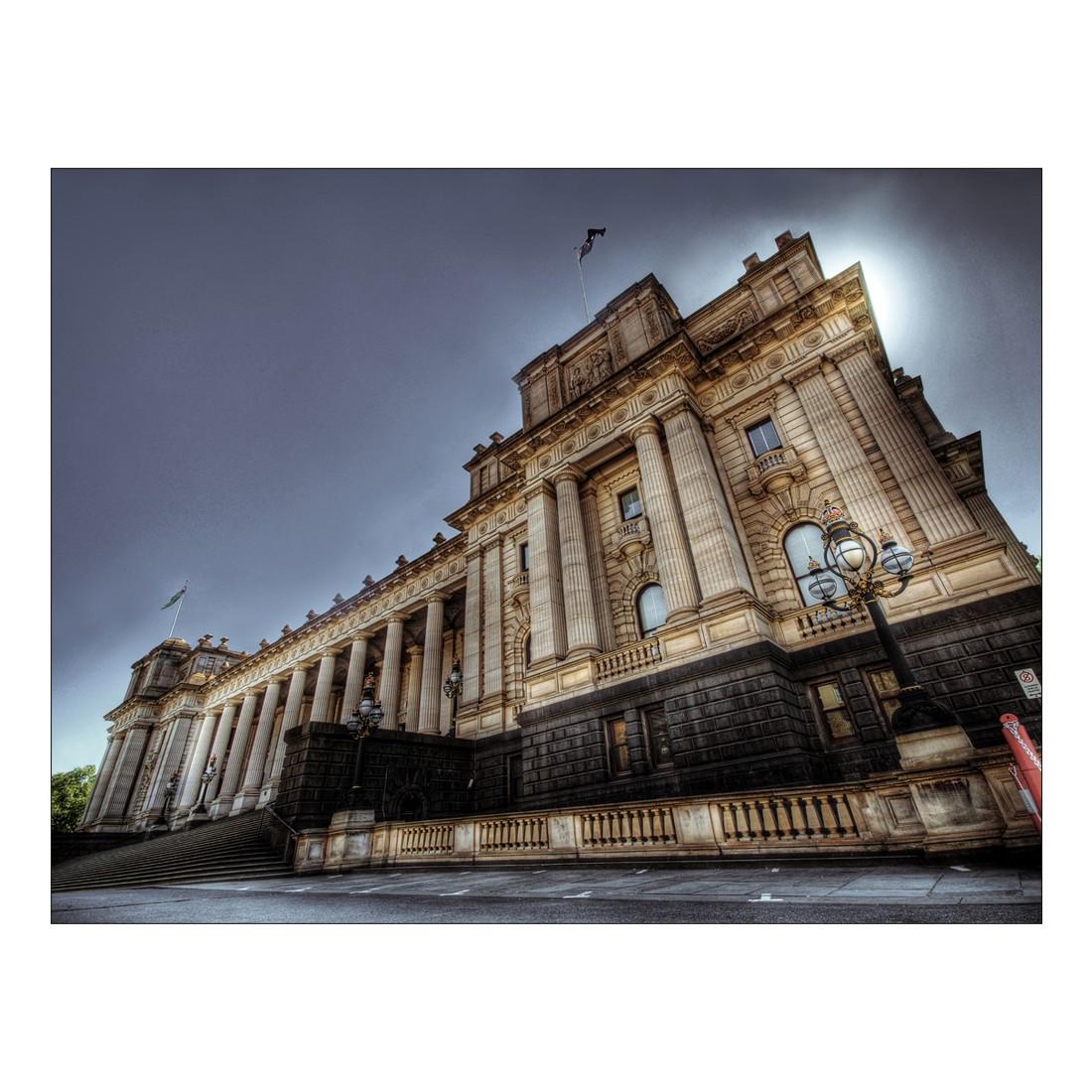 Leinwandbild Parlament US – 100 x 75cm, Gallery of Innovative Art kaufen