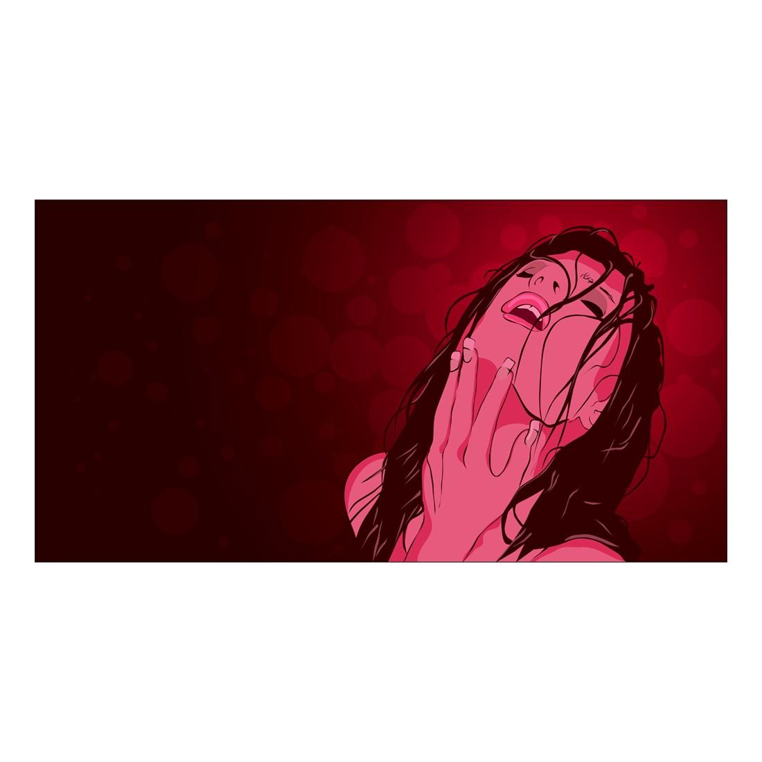 Leinwandbild Passion – 100 x 50cm, Gallery of Innovative Art günstig online kaufen