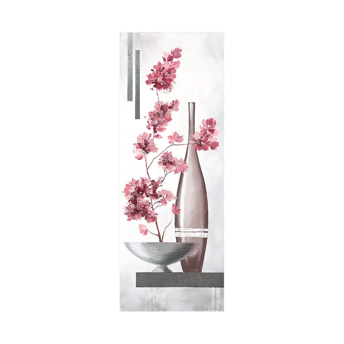 Leinwandbild Vase Mood IX 30×80, Pro Art jetzt bestellen