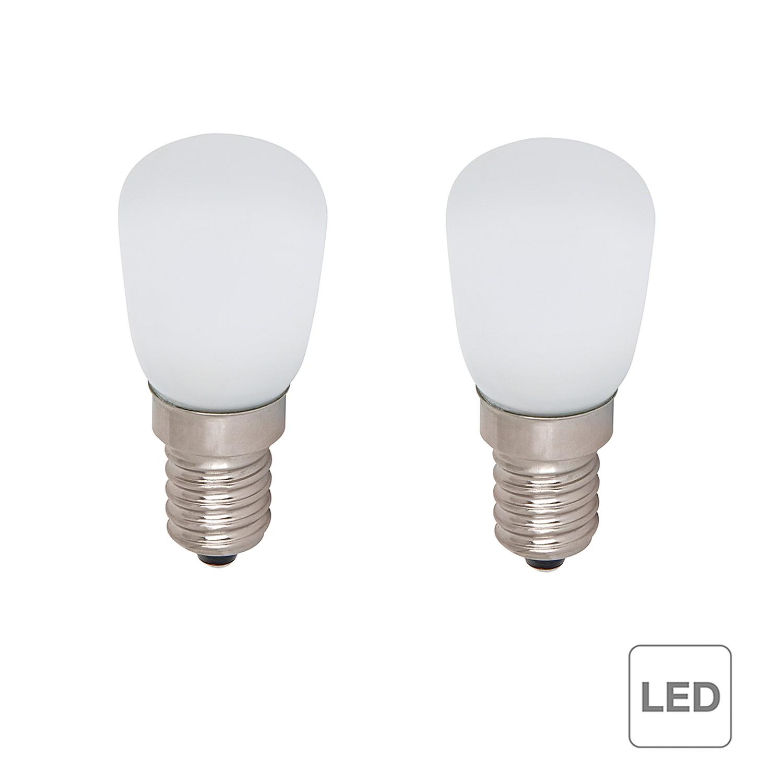 Leuchtmittel LED-Kühlschranklampe- E14- 0-8W (20er Set) ● 2-flammig- Btr A+