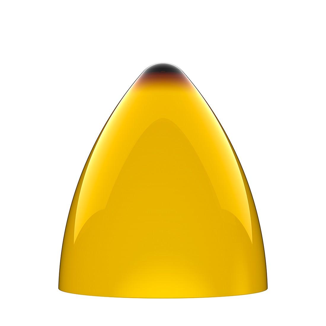 Leuchtschirm Funk ● Acryl Gelb ● Durchmesser 27cm- Nordlux
