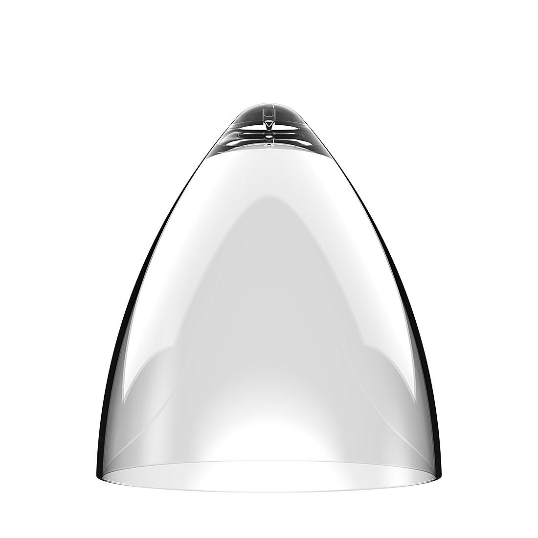 Leuchtschirm Funk ● Acryl Klar ● Durchmesser 22cm- Nordlux