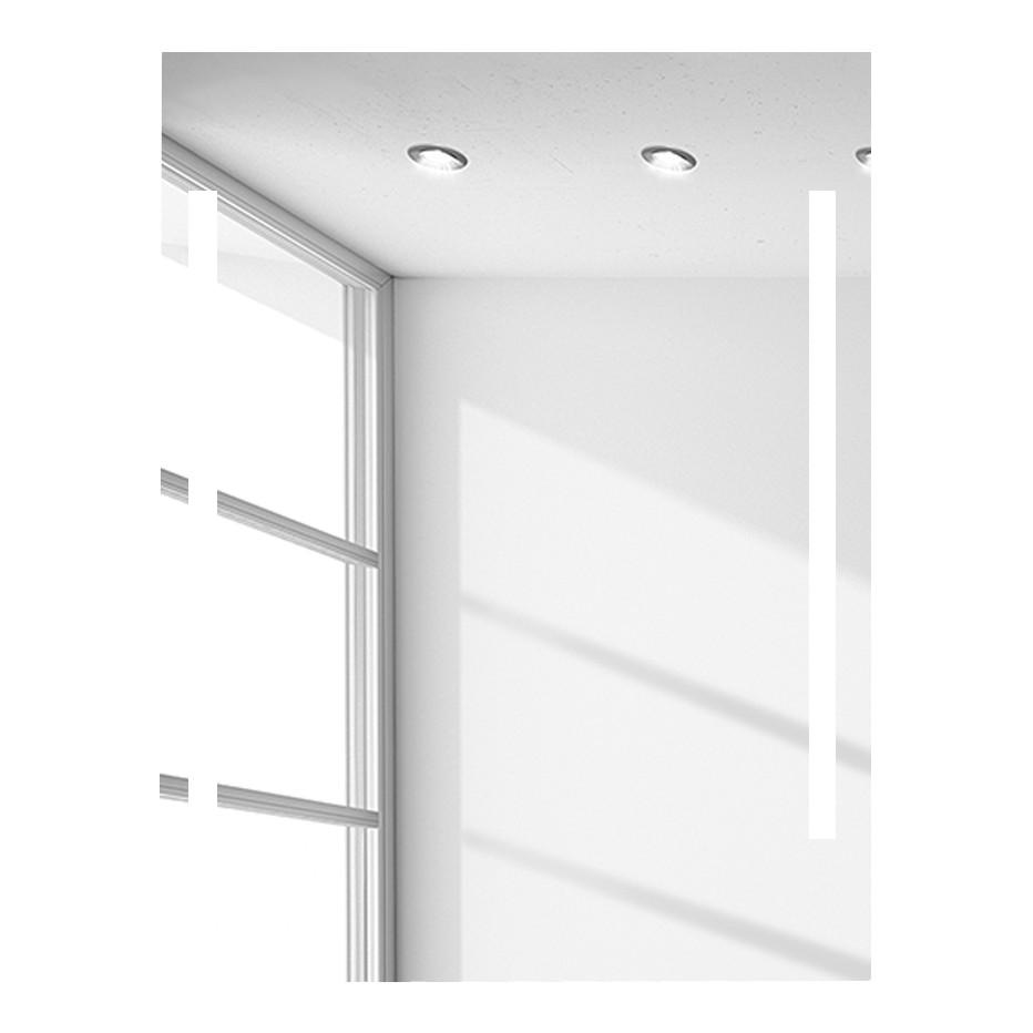 EEK A+, Leuchtspiegel Libato - 120 cm, Sieper