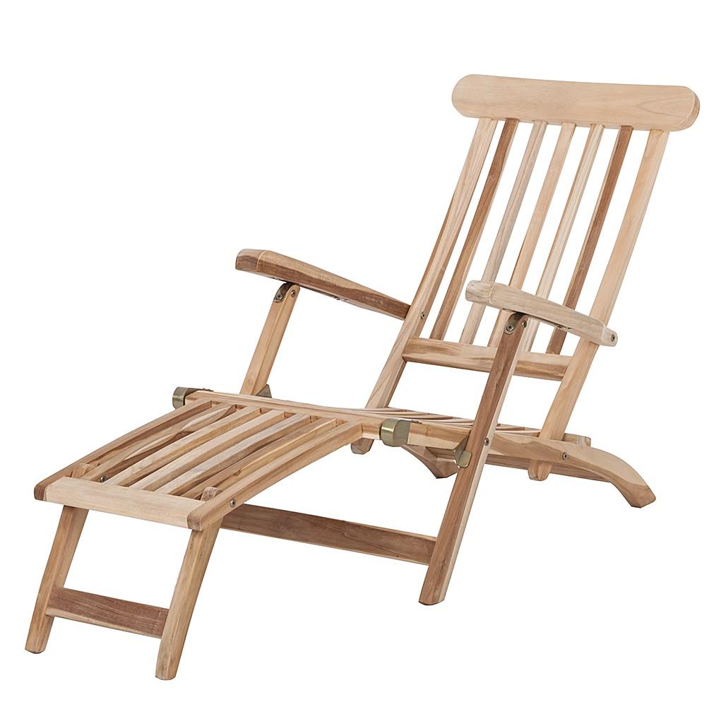 Bien choisir un transat en bois pas cher conseils et prix for Chaises longues en bois et toile