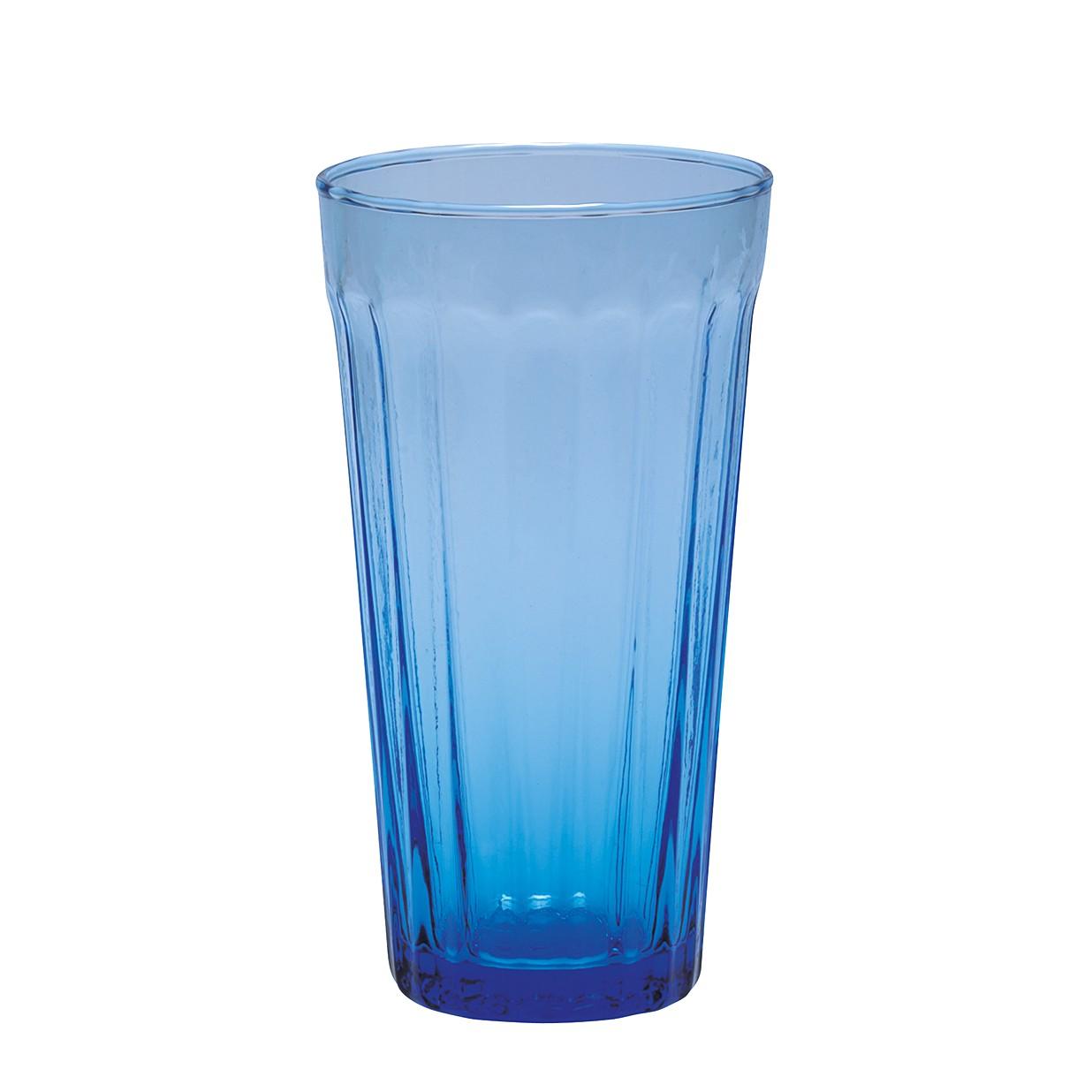 Longdrinkglas Lucca (6er-Set) – Glas – Kobaltblau, BITOSSI HOME kaufen