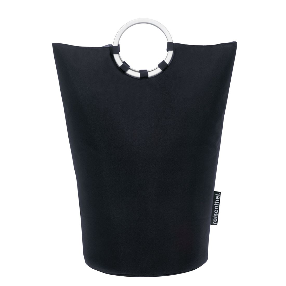 Looplaundry Schwarz – Polyester, Aluminium Schwarz, Reisenthel Accessoires online bestellen