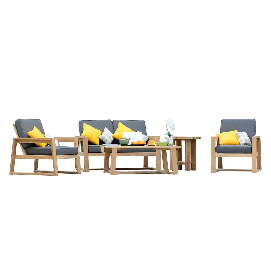 lounge set rattan bei avandeo online kaufen. Black Bedroom Furniture Sets. Home Design Ideas