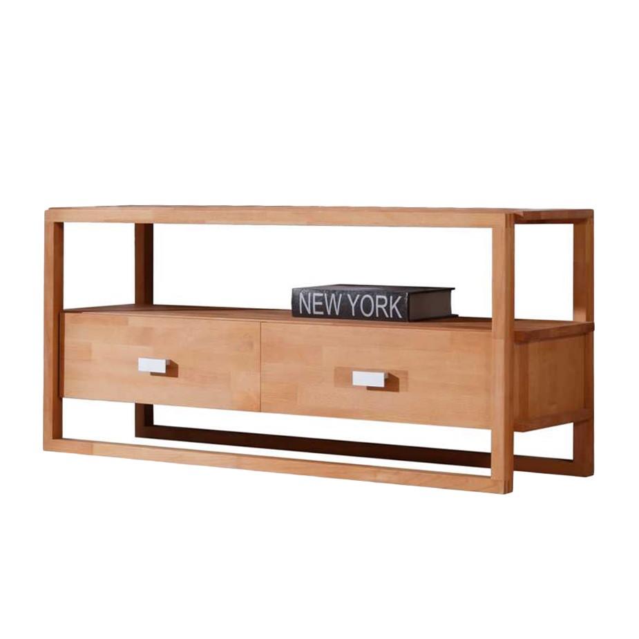 lowboard buche massiv sonstige preisvergleiche. Black Bedroom Furniture Sets. Home Design Ideas