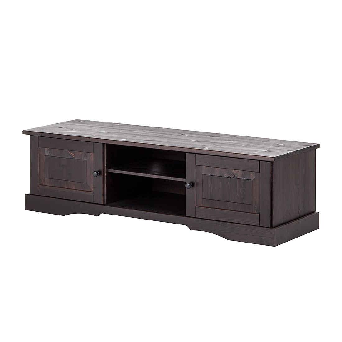 lowboard ivalo kiefer massiv havanna. Black Bedroom Furniture Sets. Home Design Ideas