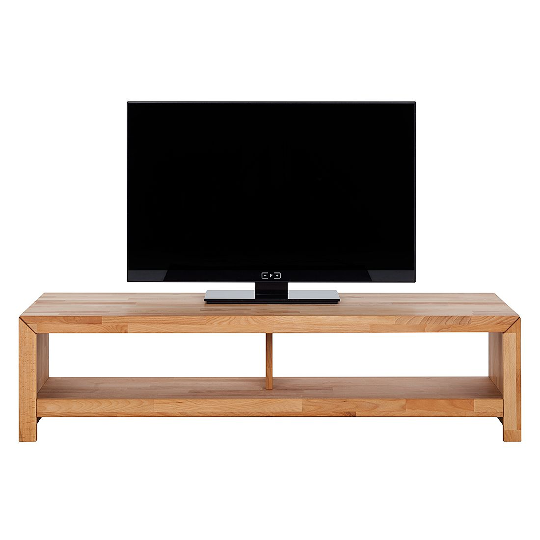 ars natura lowboard kireawood ii kernbuche tv board schrank tisch m bel regal ebay. Black Bedroom Furniture Sets. Home Design Ideas