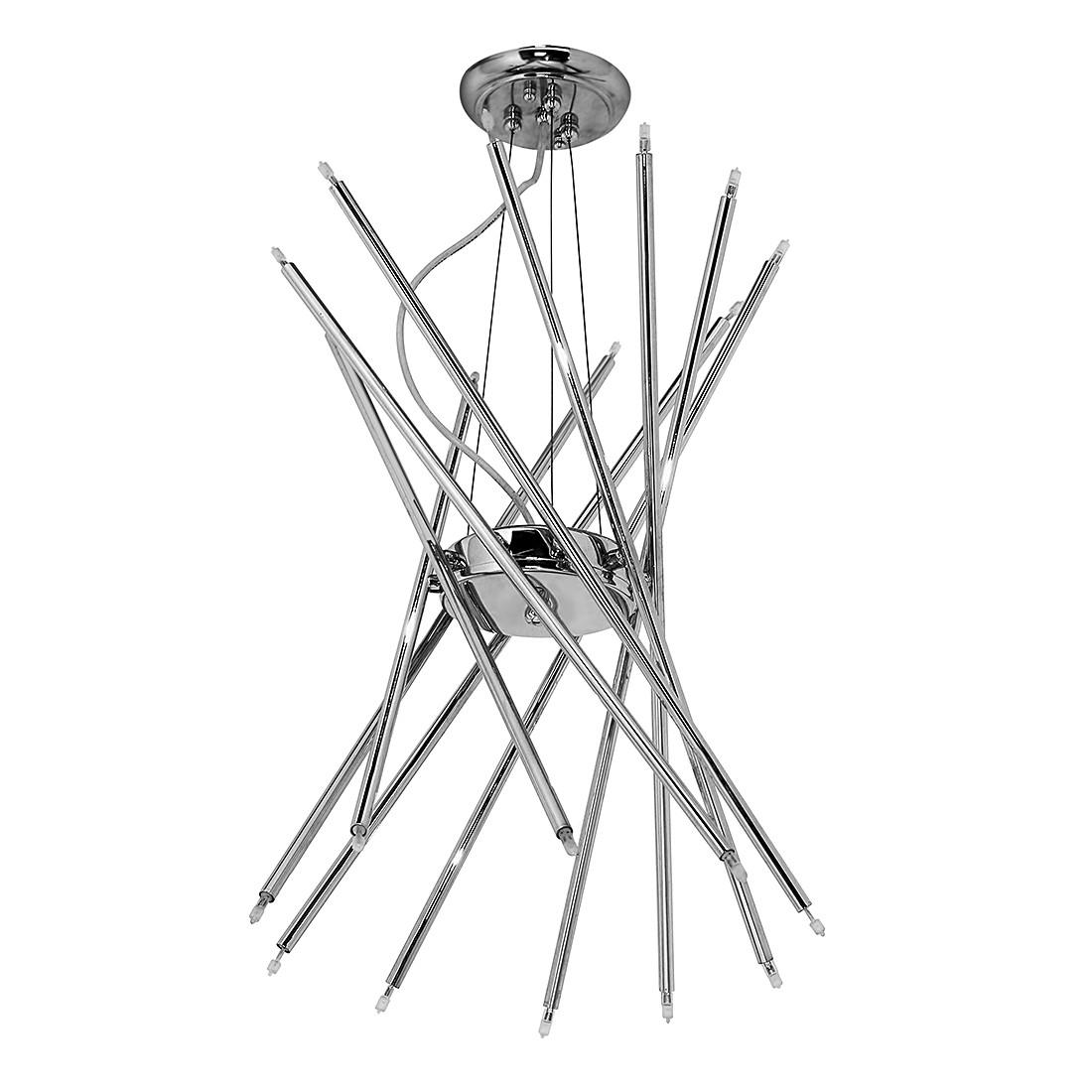 Pendelleuchte Matrix - 20-Flammig - Metall Verchromt, s`luce