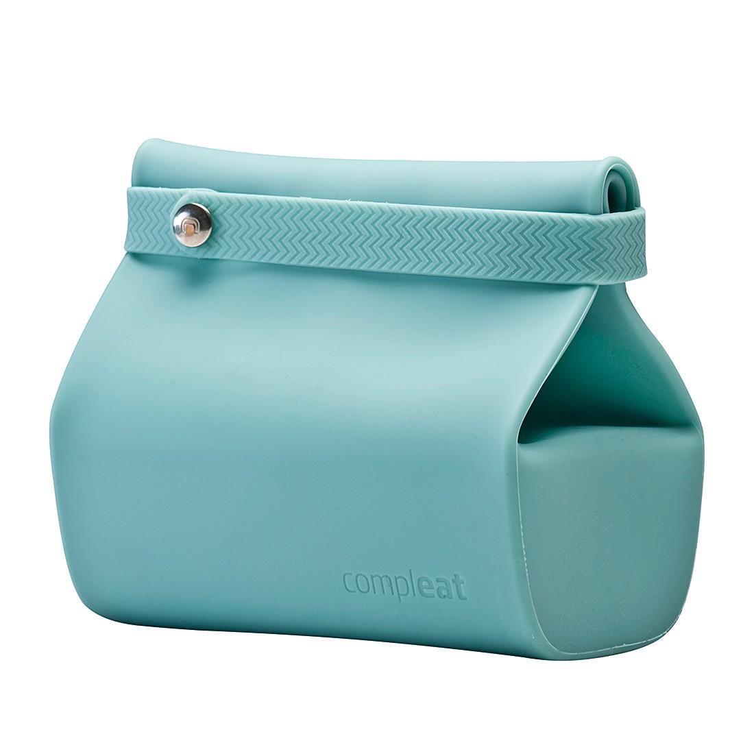 Lunchbox Foodbag – Silikon – Blau, Unikia jetzt bestellen