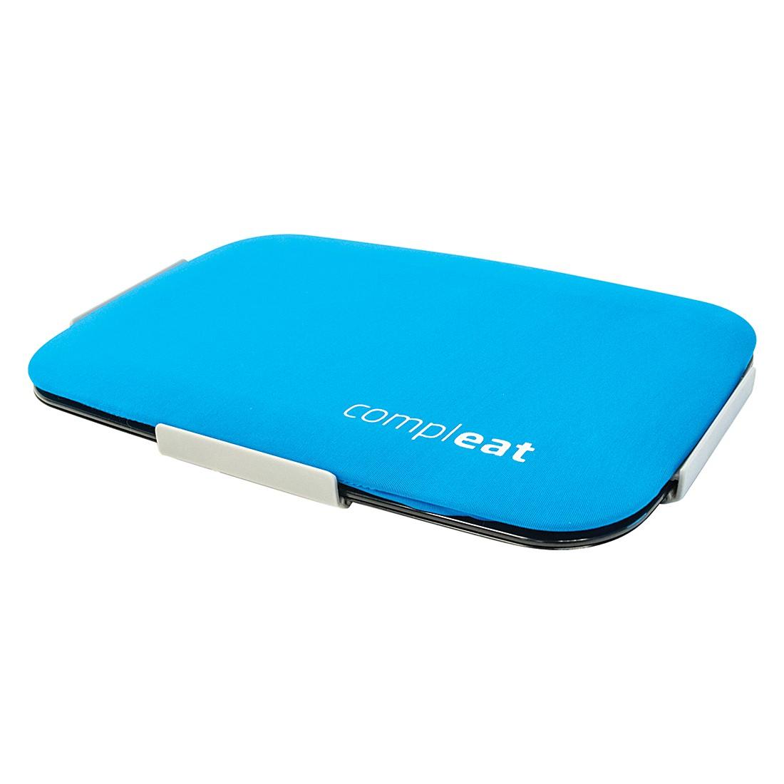 Lunchbox Foodskin – Kunstfaser – Blau, Unikia bestellen