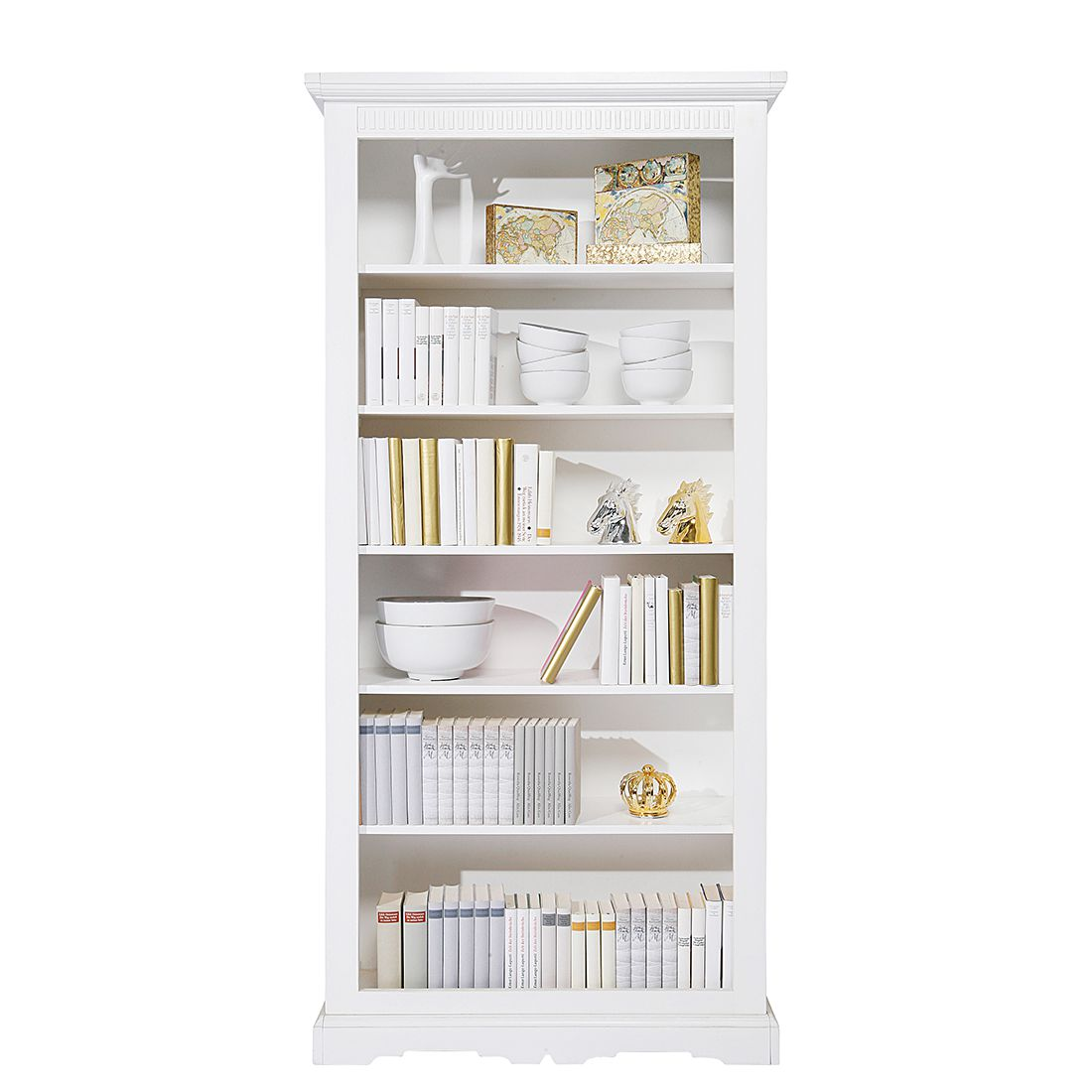 Sie sind hier: Home Wohnzimmer Bücherregale Kare Design Maison ...
