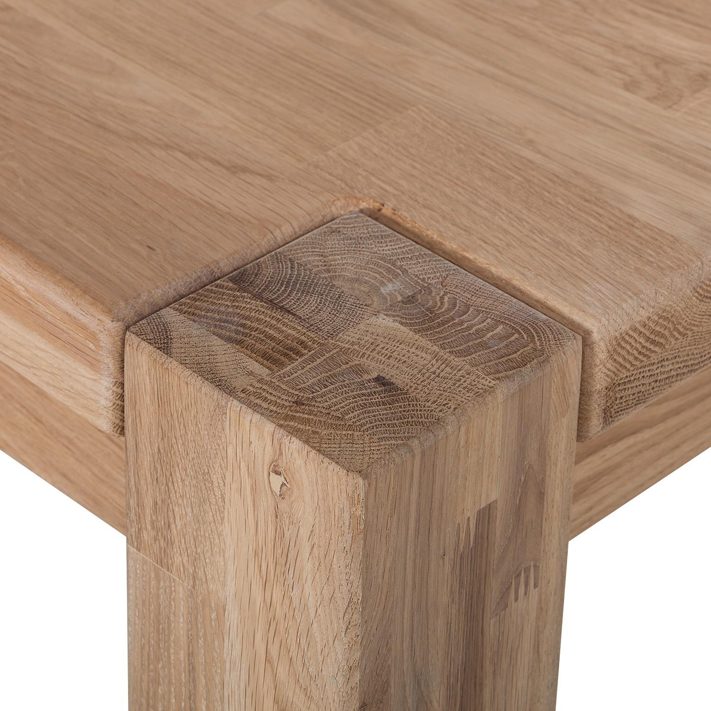ars natura massiver esstisch richwood eiche k chentisch esszimmertisch k che ebay. Black Bedroom Furniture Sets. Home Design Ideas