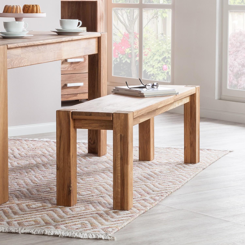 holzbank richwood eiche 180 cm sitzbank esszimmer ebay. Black Bedroom Furniture Sets. Home Design Ideas