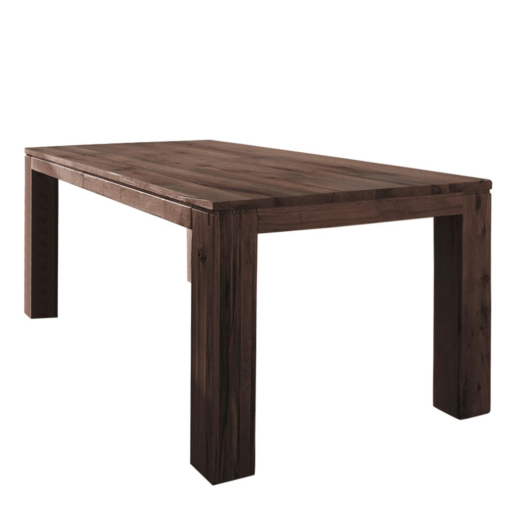 Massivholztisch Norwich – Eiche Massivholz – Breite: 240 cm Ausführung 2, Möbel Exclusive kaufen
