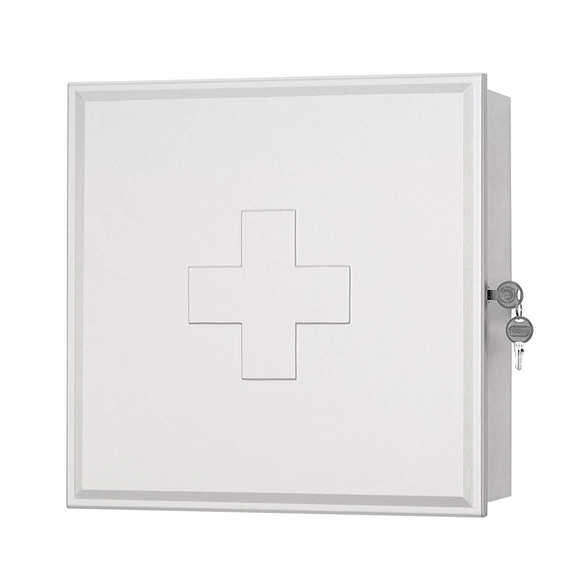 Medizinschrank Medibox - Weiß, Sieper