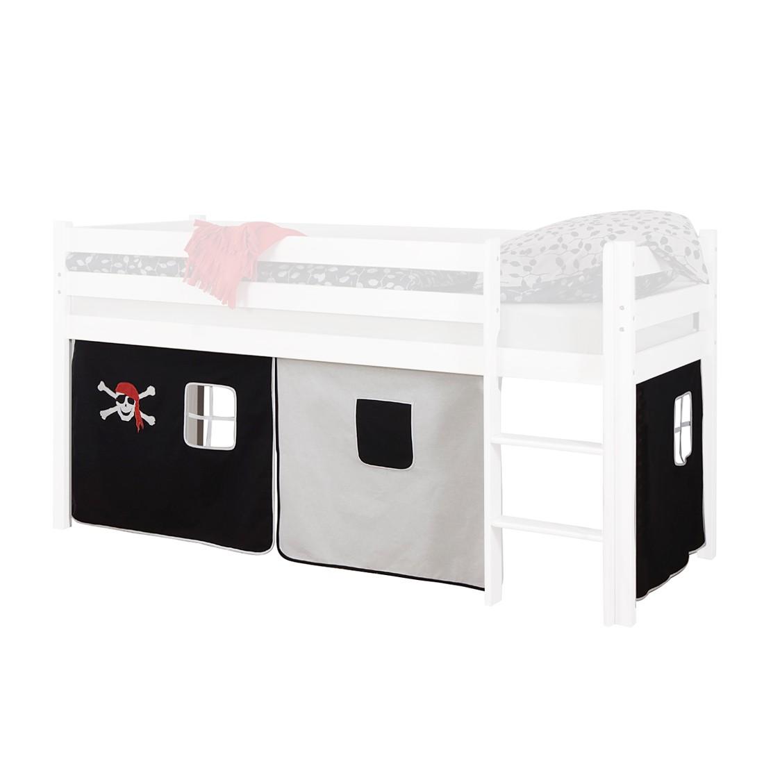 vorhang schwarz weiss preisvergleiche erfahrungsberichte und kauf bei nextag. Black Bedroom Furniture Sets. Home Design Ideas