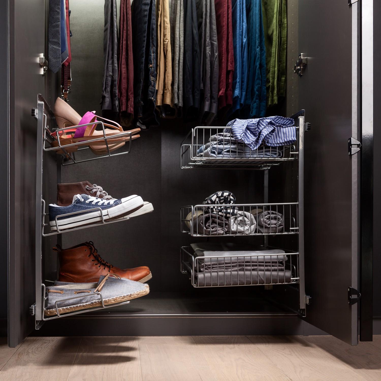 metallk rbe aluminium schubladen kleiderschrank schrank schubladeneinsatz ebay. Black Bedroom Furniture Sets. Home Design Ideas