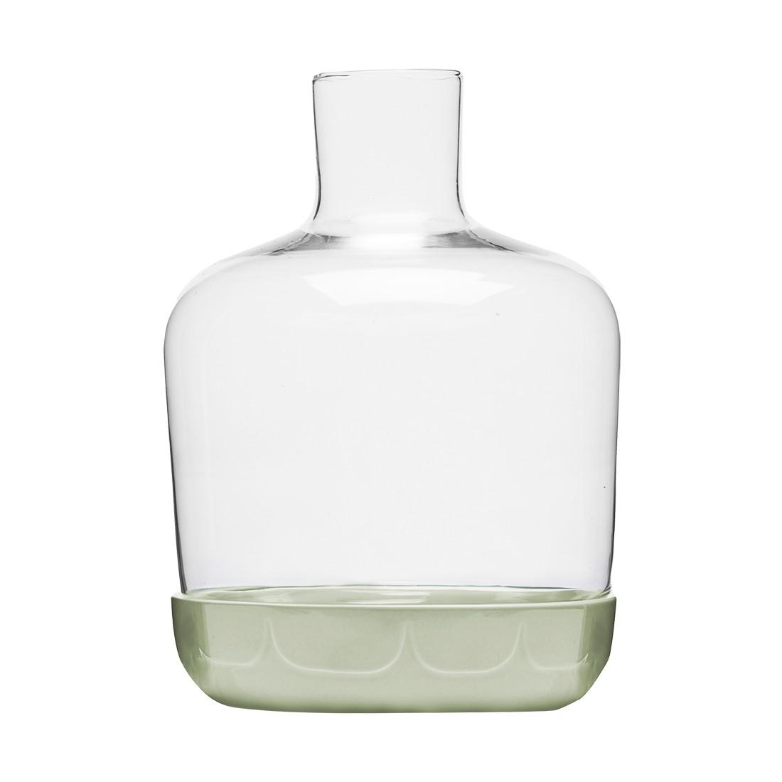 Mini-Gewächshaus Green mit Deckel grün – Keramik,Glas Grün, Sagaform kaufen