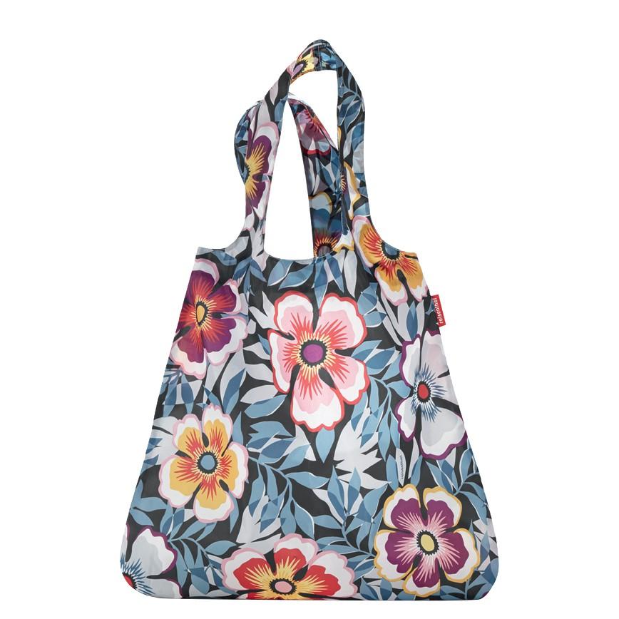 Mini Maxi Shopper – Reißfestes Polyestergewebe – Flower, Reisenthel Accessoires online bestellen