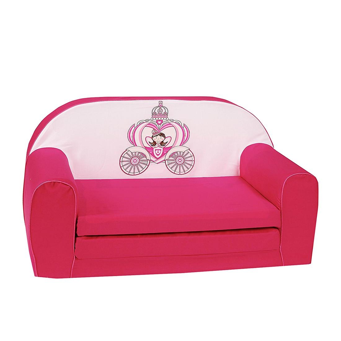 Mini Schlafsofa Princess – Rosa, knorr-baby online bestellen