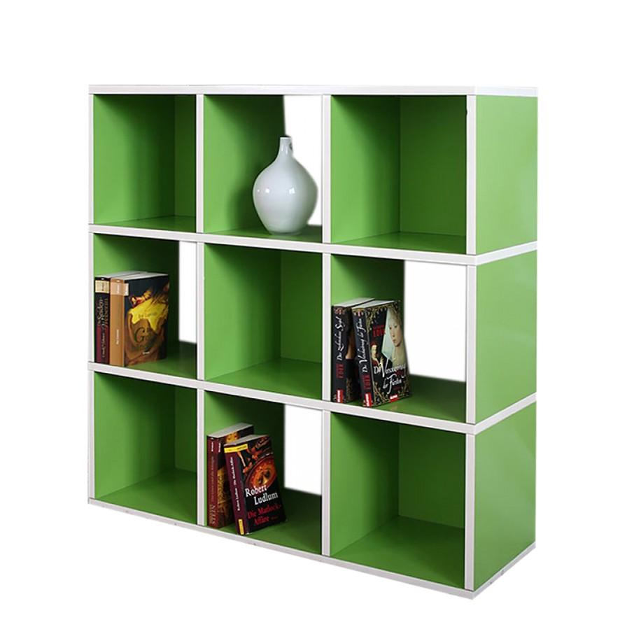 modul regal savoie gr n modell 1. Black Bedroom Furniture Sets. Home Design Ideas