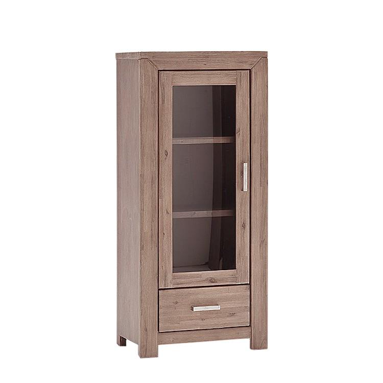 glasvitrine l molise t12 sand. Black Bedroom Furniture Sets. Home Design Ideas