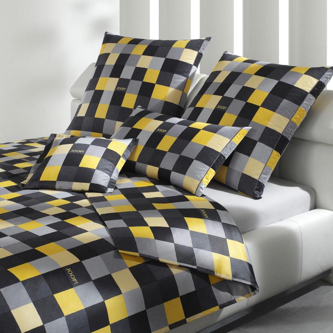 Bettwäsche Mosaik citrin 4003-3 – 100% Baumwolle – Mehrfarbig – 135 x 200 cm, Joop günstig bestellen
